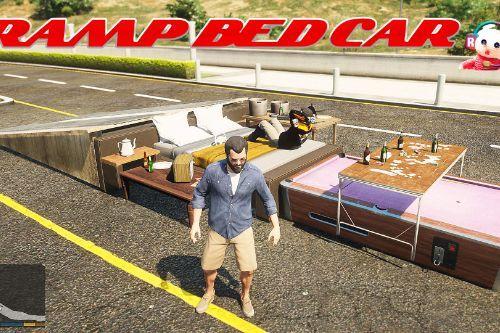 Ramp Bed Car [Menyoo / funny]