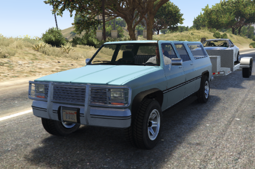 Declasse Rancher XL SUV [Add-On / Replace]