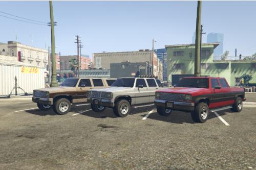 RancherXL (GTA IV Style)