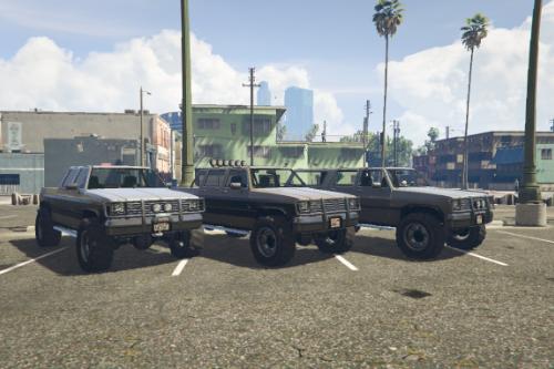 RancherXL Lifted (GTA IV Style)