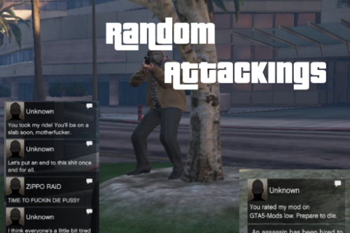 Random Attackings