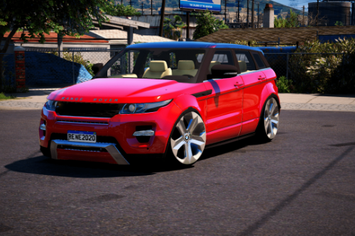 Range Rover Evoque  [FiveM]