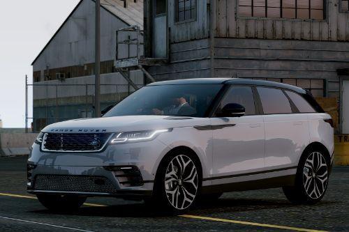 Range Rover Velar 2019 [Add-On I RHD]