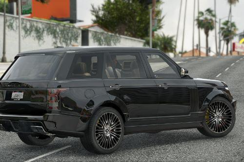 Range Rover Vogue Startech  [Add-On | Tuning] V1.5