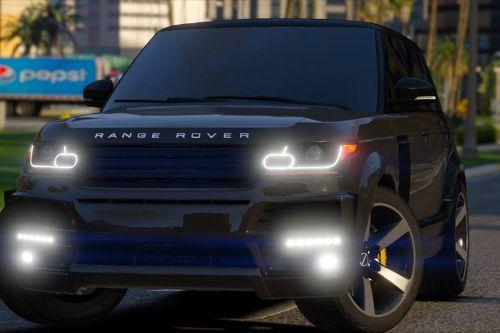 Range Rover Vogue StarTech L405 [Templated / Digital / Annimated / AddOn]