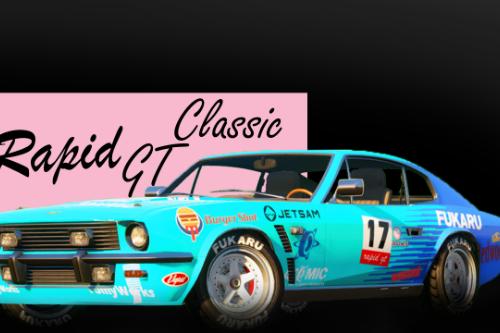 "Rapid GT Classic ""The Falken Livery"""
