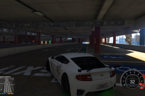 Rapid GT Drift Mod