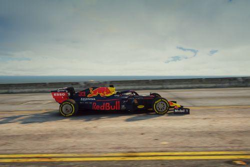 RB16 Aston Martin Red Bull 2020 Formula One F1 [Add-On | Livery]