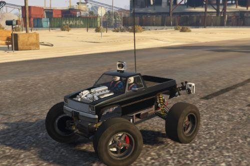 RC Drag Truck [FiveM Add-On] [Replace]