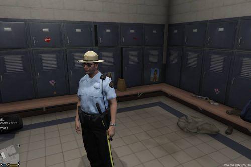 RCMP Sheriff