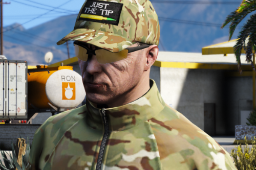 Re-mapped GTA Hat for MP EUP (Singleplayer / FiveM) 1.2