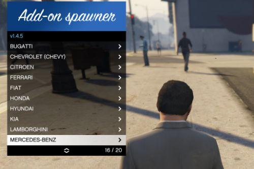 """Reorganized Vehicle's names and makers for """"Gta5KoRn Car Pack (48 cars)"""""""