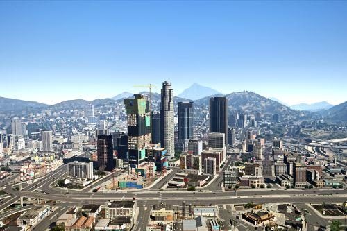Reacon's Realistic L.A. Reshade Preset