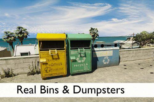 Real Bins & Dumpsters