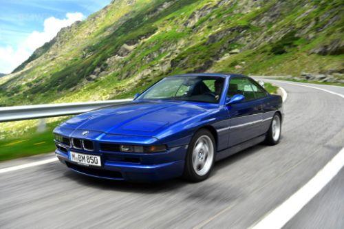 Real Handling for 1995 BMW 850 CSi
