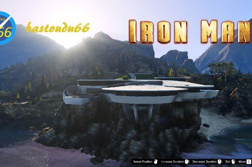 Real Iron Man Mansion [ YMAP/ ADD-ON ]