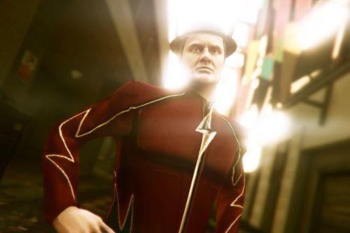 Earth-3 Jay Garrick