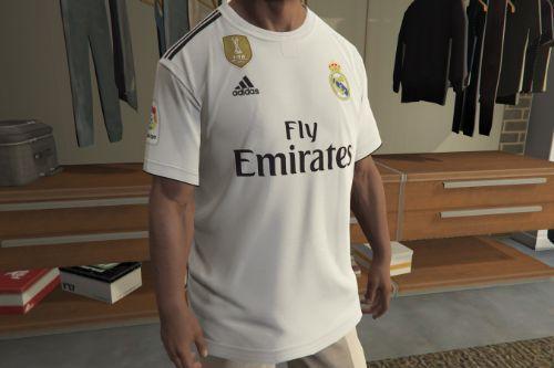 Real Madrid 18-19