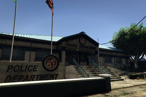 Real Police Stations