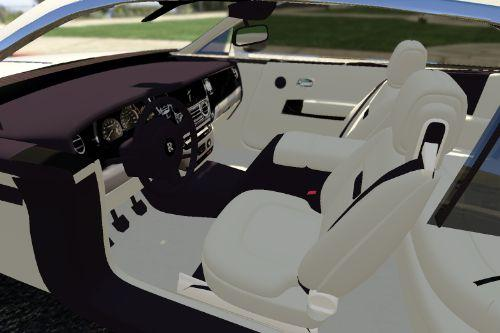 Real Rolls Royce Interiors