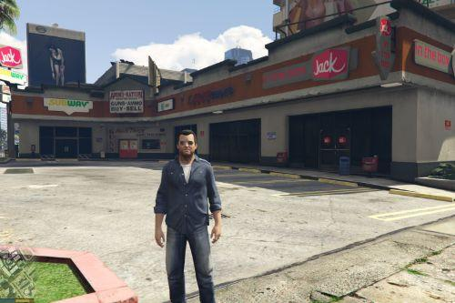 Real Shops in Los Santos