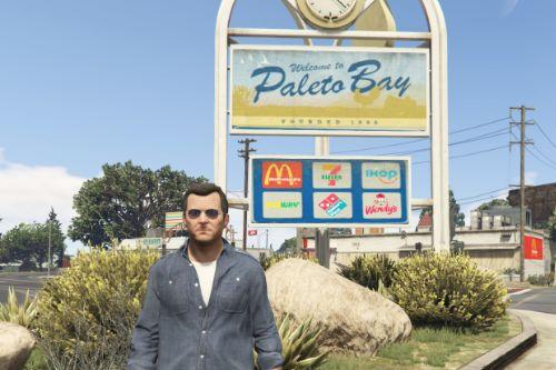Real Shops in Paleto Bay