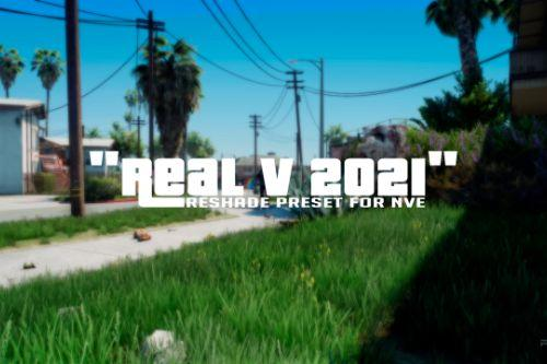 Real V 2021 (Reshade preset for NVE)