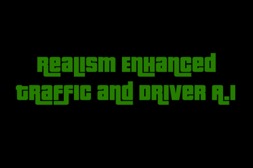 Realism Enhanced Traffic and Driver A.I