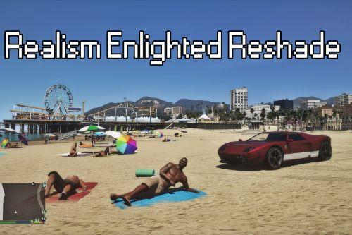 Realism Enlighted Reshade - Immersive Enhancing and Sharpening