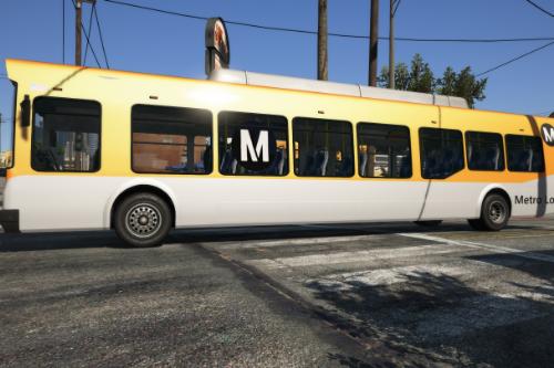 Realistic busses (LA)