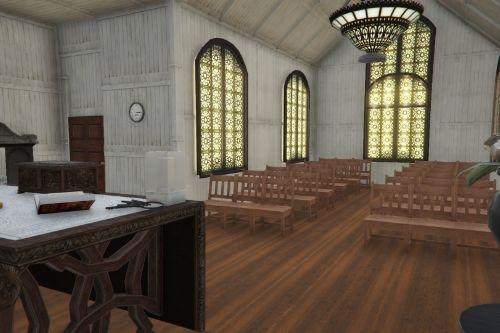 Realistic Church + Funeral - GTAV (Menyoo) - FIVEM