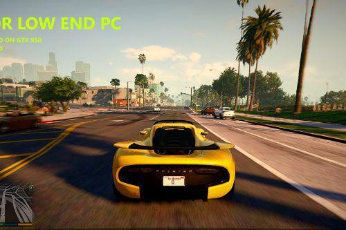 RealistiX : Reshade ENB For Low End PCs I Enhanced Graphics