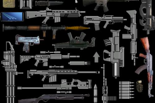 Realistic Gun Wheel