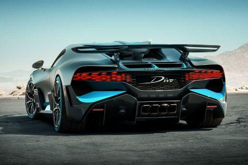 Realistic Handling and sound for 2019 Bugatti Divo
