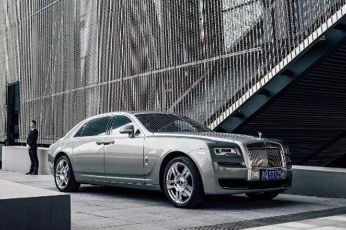 Realistic Handling & Suspension System for Rolls-Royce Ghost LHD