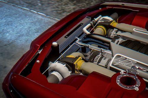 1000HP Handling & Sound swap for 0taku's Mercury Marauder