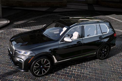 Realistic handling for 2020 BMW X7 by Topcar-Design