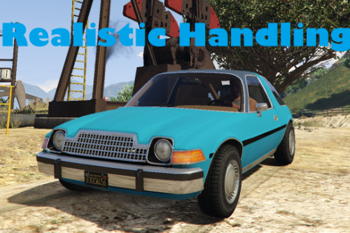 Realistic Handling for AMC Pacer