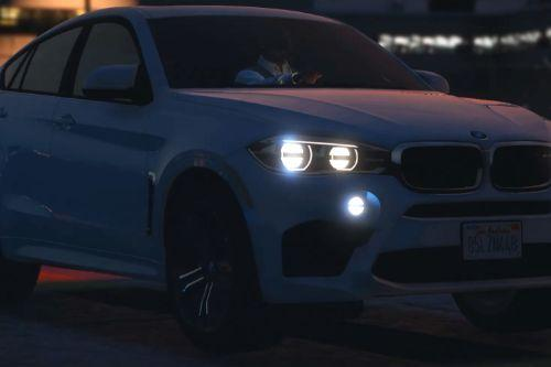 Realistic handling & Engine Sound for BMW X6M (F86)-Top Speed 282kmh