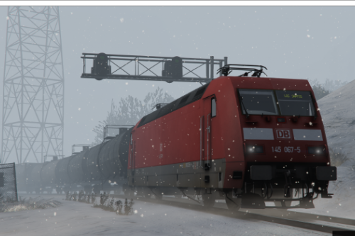 Realistic Handling for BR145