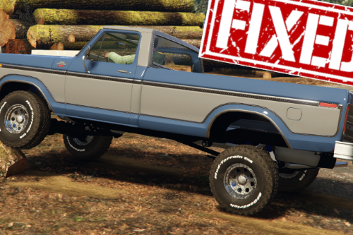 Handling for OhiOcinu's '78 Ford F150 XLT