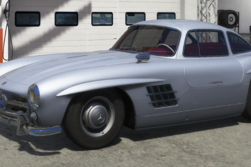 Realistic Handling Pack for 1954 Mercedes-Benz 300SL