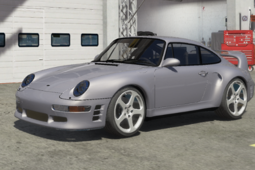 Realistic Handling Pack for 1995 RUF-Porsche CTR2