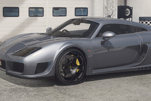 Realistic Handling Pack for 2010 Noble M600