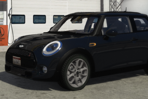 Realistic Handling Pack for 2015 Mini Cooper S