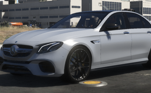 Realistic Handling Pack for 2018 Mercedes-AMG E63 S 4matic+ (W213)