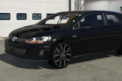 Realistic Handling Pack for 2018 Volkswagen Golf GTI Mk7