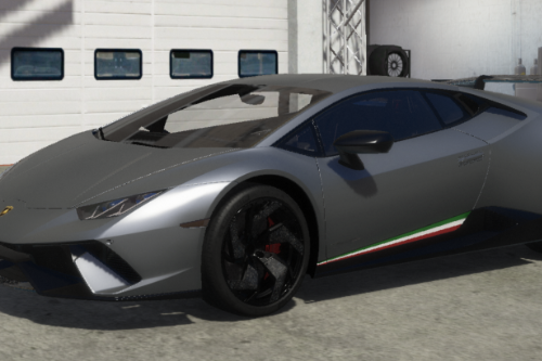 Realistic Handling Pack for 2018 Lamborghini Huracan Performante