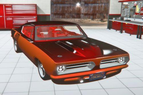 Realistic Handling & Sound for Plymouth Hemi-S [SP & FiveM]