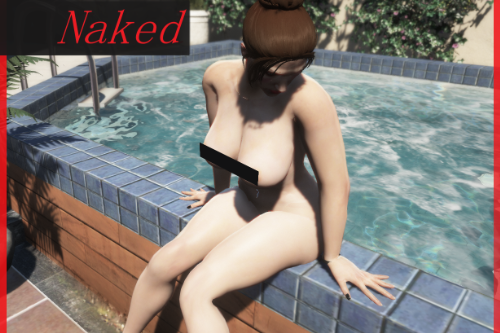 Realistic Naked body for Mpfemale